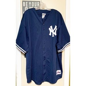 New York Yankees Derek Jeter #2 MLB Jersey